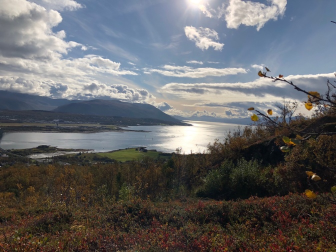 Noen bilder fra Tromsøturen