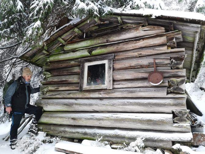 Litt om hyttene i Lillomarka