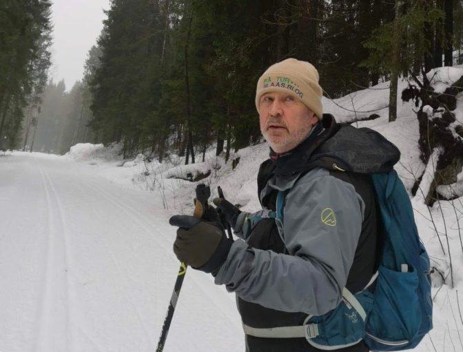 Skitur med Klæbo-rykk